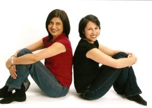 Show Me The Curry_hosts_Hetal Jannu & Anuja Balasubramanian