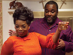 Lee Daniels_directs Oprah Winfrey in a scene 'The Butler'_2013