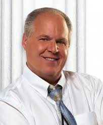 Rush Limbaugh, celebrity  radio talk show host,  conservative political commentator & author